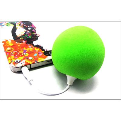 Portronics Music Bubble (Green)