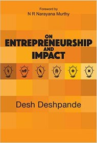 On Entrepreneurship And Impact