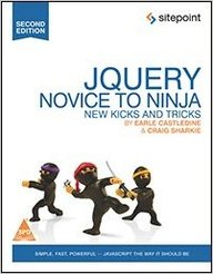 JQUERY NOVICE TO NINJA NEW KICKS and TRICKS