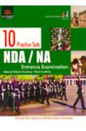 Nda/Na Entrance Examination 10 Practice Sets : Code-D016