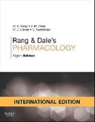 Rang & Dales Pharmacology, Ie