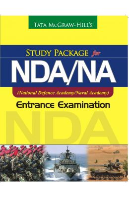 Study Package for NDA/NA Entrance Examination 1st Edition price comparison at Flipkart, Amazon, Crossword, Uread, Bookadda, Landmark, Homeshop18