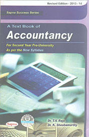 TEXTBOOK OF ACCOUNTANCY 2 PUC