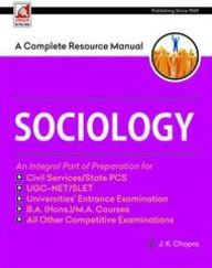 Complete Resource Manual Sociology Civil Services/ State Pcs : Code 8.6.1