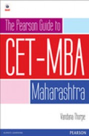 The Pearson Guide to CET : MBA Maharshtra