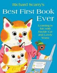 Best First Book Ever : Learning Is Fun With Huckle Cat & Lowly Worm