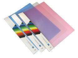 Neo Report File, Transparent Colours