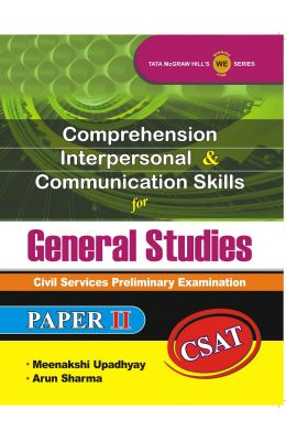 COMPREHENSION INTERPERSONAL and COMMUNICATION SKILLSFOR GENERAL STUDIES PAPER 2 CSAT CIVIL SERVICE