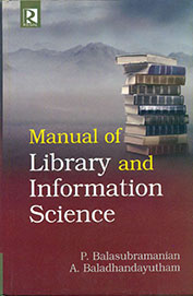 Manual Of Library & Information Science
