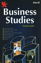 Business Studies Class 12 : Cbse
