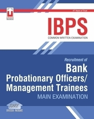 IBPS-Bank Probationary Officers/Management Trainees (Main Examination)