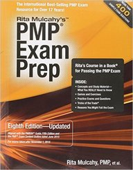 Pmp Exam Prep W/Cd - No Disc. For This Book