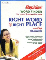 Rapidex Word Finder