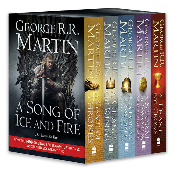 Game of Thrones: The Story Continues