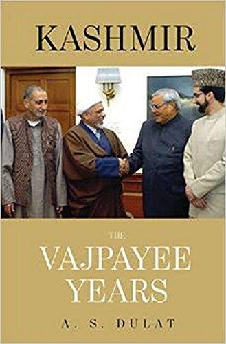 Kashmir : The Vajpayee Years