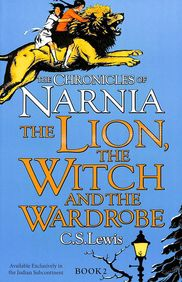 Lion The Witch & The Wardrobe 2 Chronicles Of Narnia