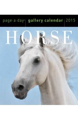 Horse Page-A-Day Gallery Calendar