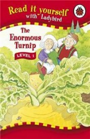 Enormous Turnip : Read It Yourself Level 1