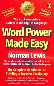 Word Power Made Easy : The Complete Handbook for Building a Superior Vocabulary (English) price comparison at Flipkart, Amazon, Crossword, Uread, Bookadda, Landmark, Homeshop18