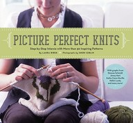 Picture Perfect Knits : Step By Step Intarsia With More Than 75 Inspiring Patterns