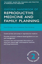 Oxford Handbook Of Reproductive Medicine & Family Planning