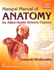 Manipal Manual Of Anatomy For Allied Health Science Courses