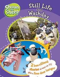 Shaun The Sheep Still Life & Washday Storybook