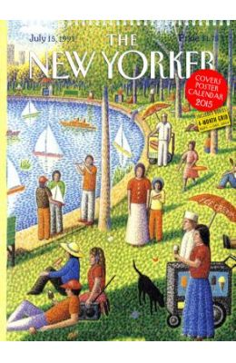The New Yorker Covers Poster Calendar