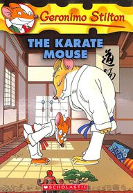 Karate Mouse 40