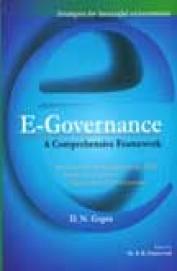 E Governance A Comprehensive Framework