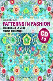 Patterns In Fashion Dessins Dans La Mode Muster    In Der Mode W/Cd