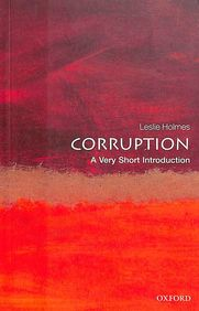 Corruption : A Very Short Introduction