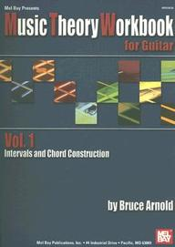 Mel Bay Music Theory Workbook For Guitar