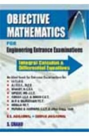 Objective Mathematics For Engineering Entrance     Exam - Integral Calculus & Differential Equati