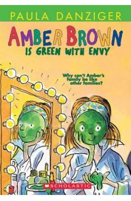 Amber Brown Is Green With Envy