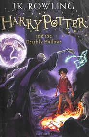 Harry Potter and the Deathly Hallows (English) price comparison at Flipkart, Amazon, Crossword, Uread, Bookadda, Landmark, Homeshop18