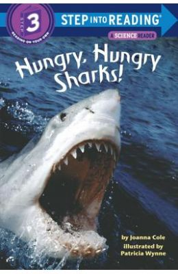 Hungry Hungry Sharks 3 - Step Into Reading