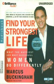 Find your Strongest Life (Audio Book)