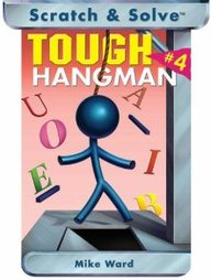 Scratch & Solve Tough Hangman #4 (scratch & Solve Series)