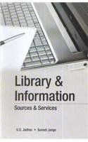 Library & Information Sources & Services