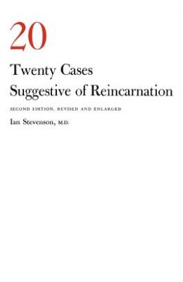 Twenty Cases Suggestive of Reincarnation, 2D