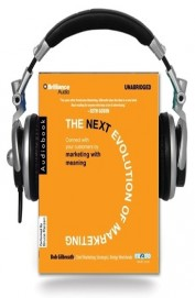 The Next Evolution of Marketing (Audio Book)