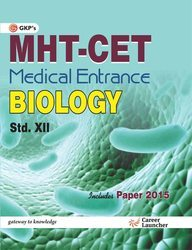 MHT-CET Medical/Engineering Entrance (Biology Std. Xii)