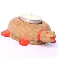 IVEI Turtle Tea Light Candle Holder