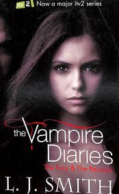 VAMPIRE DIARIES : THE FURY and THE REUNION BOOK 3/4 VOL 2
