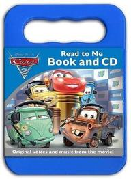 Cars 2 Book And Cd (disney Read To Me Book And Cd)