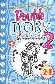 Double Dork Diaries #2 2 In 1
