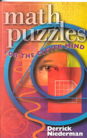Math Puzzles For The Clever Mind