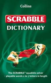 Collins Scrabble Dictionary. price comparison at Flipkart, Amazon, Crossword, Uread, Bookadda, Landmark, Homeshop18