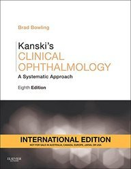 Kanskis Clinical Ophthalmology : A Systematic Approach